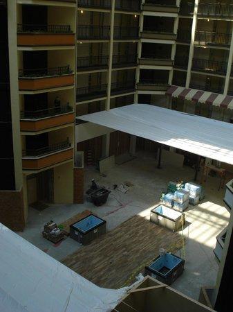 Embassy Suites by Hilton Nashville - Airport: Construction