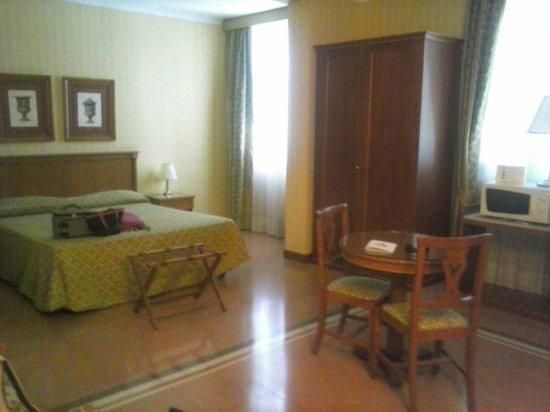 Residenza d'Aragona: camera