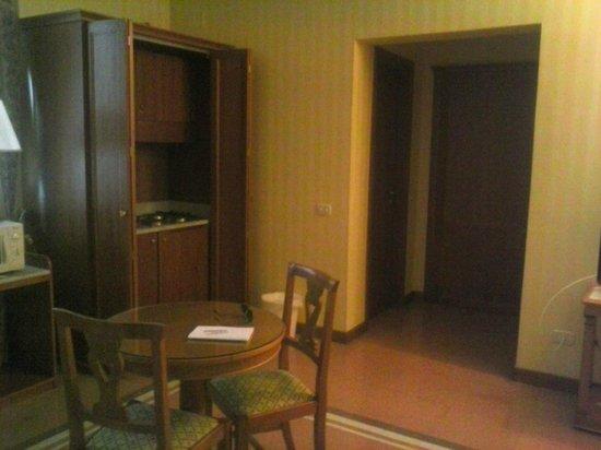 Residenza d'Aragona: cucina