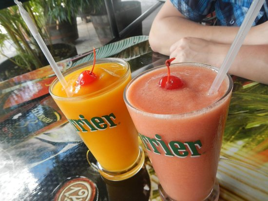 La Cantina : Smoothies