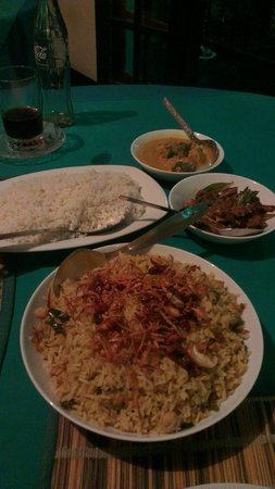 Jade Green Tea Centre & Restaurant : fantastic meal