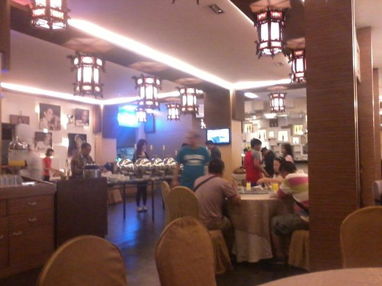 Manila Grand Opera Hotel: Buffet breakfast