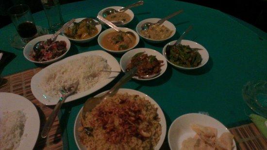 Jade Green Tea Centre & Restaurant : delicious