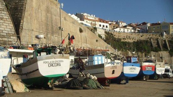 Hotel Camarao: Ericeira´s Fishermans Harbor