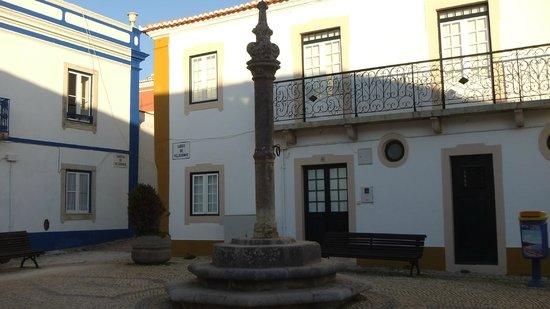 Hotel Camarao: Monument in Ericeira
