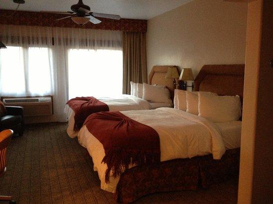 Table Mountain Inn : Comfy Beds