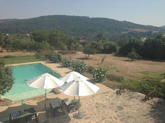 Convento Da Provenca : room's view