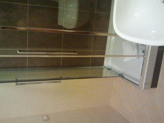 OC Hotel Villa Adriana: la doccia