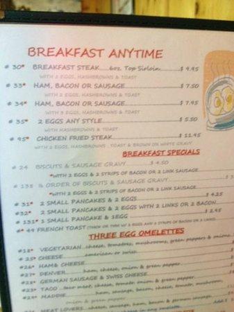 10 - 4 Cafe: more menu items