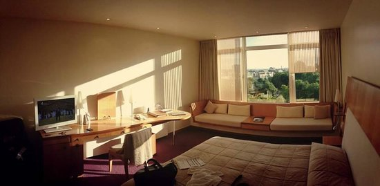 COMO Metropolitan London : Room with park view