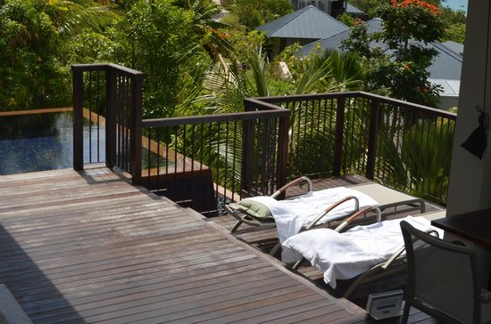Raffles Seychelles: Your own private sundeck