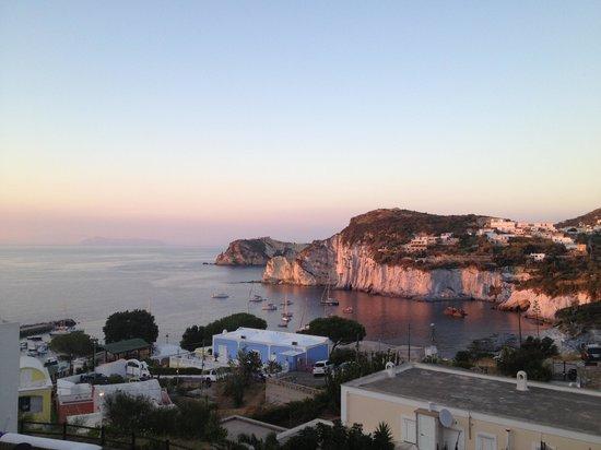 Hotel Villaggio dei Pescatori : Panorama dall'hotel