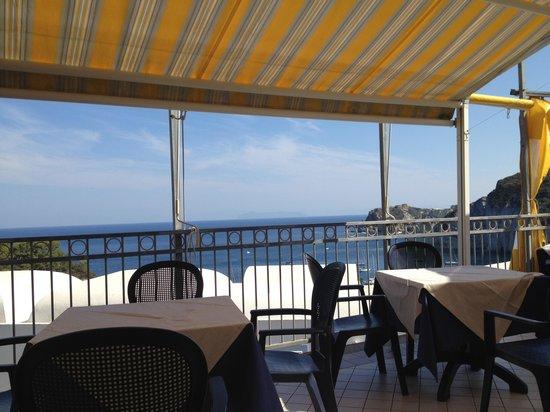 Hotel Villaggio dei Pescatori : Il ristorante