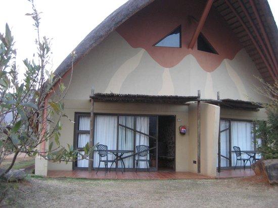 Didima Camp: Didima chalet