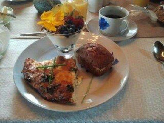 Horizons West: Frühstück