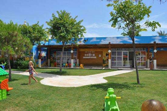 Baia Lara Hotel : Kids club