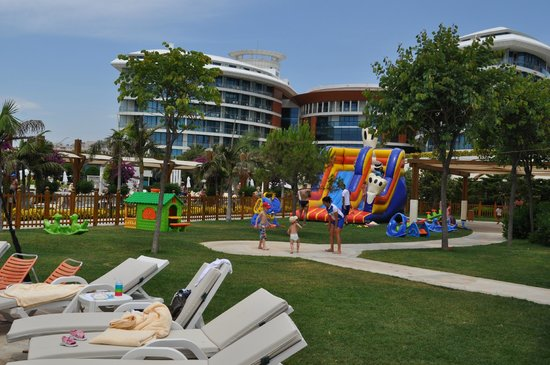 Baia Lara Hotel : Jeux au Kids club (1x par semaine)