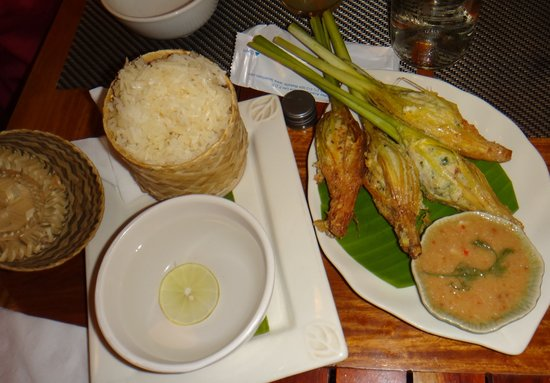 Food 2 picture of tamarind luang prabang tripadvisor for Tamarin cuisine