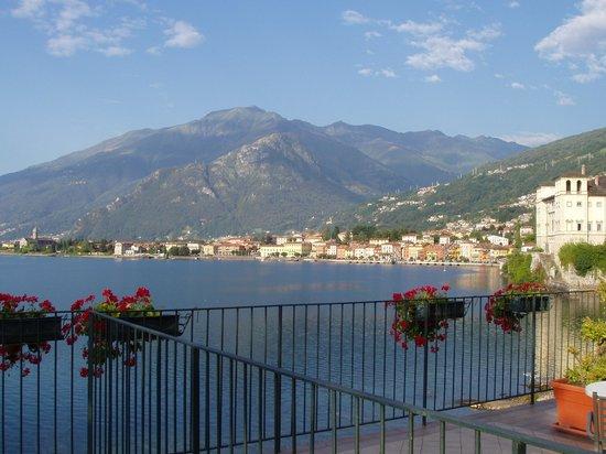 Gravedona, Italien: Dalla terrazza del secondo piano