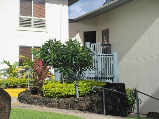 Wyndham Bali Hai Villas: front of the condo building