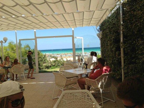 Grupotel Parc Natural & Spa: Tagesrestaurant Pool/Strand