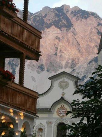 Hotel La Stoa: panorama