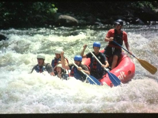 River Rat Whitewater: Fun in the water