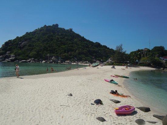Grand Sea Discovery - Day Tours : Ko nang yuan beach strip