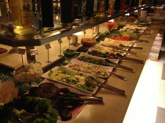 Churrascaria Vento Haragano : Another food selection