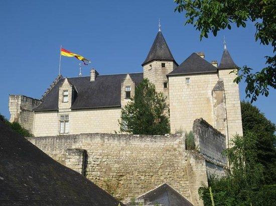 Chateau de la Motte : A clear view of the castle