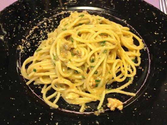Hotel & Ristorante Nautic : spaghetti al tris