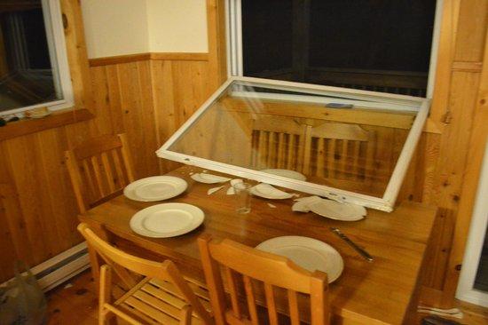 Cabot Shores Wilderness Resort: The Window