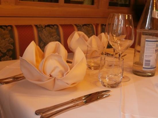 Hotel La Stoa: sorprese a cena