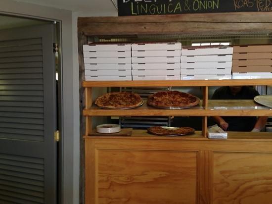 Porto Pizza: More pizza
