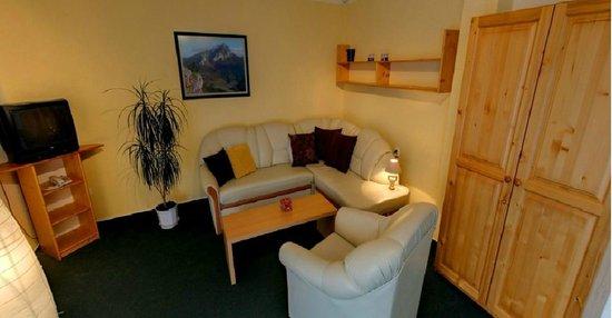 Penzion Terchova: Apartmán (Suite)