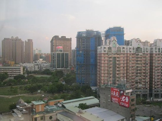 Monarch Plaza Hotel : view from a room
