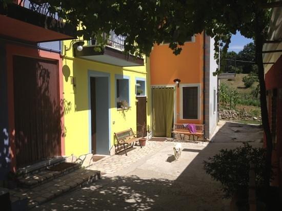Borgo Lamurese: il borgo