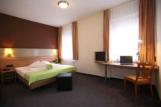 Hotel Hamm: Zimmer