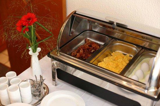 Hotel Hamm: Frühstücksbuffet