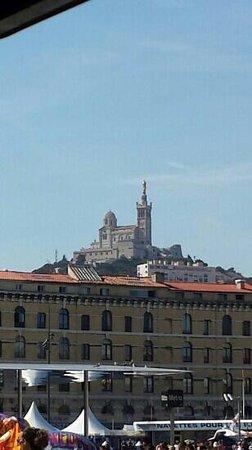 Petit Train Marseille: notre dame de la garde