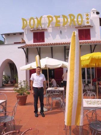 Don Pedro Hotel: Grande!!!