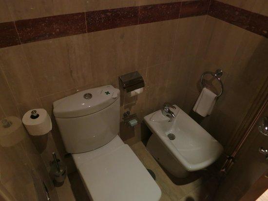 Hotel Oca  Puerta del Camino: Baño