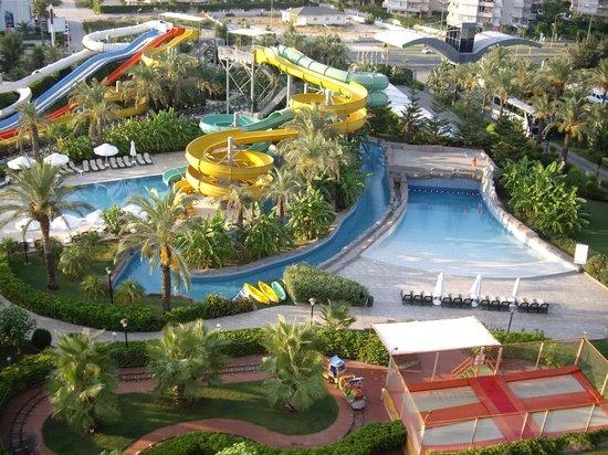 Vue de la chambre - Picture of Royal Wings Hotel, Antalya - TripAdvisor