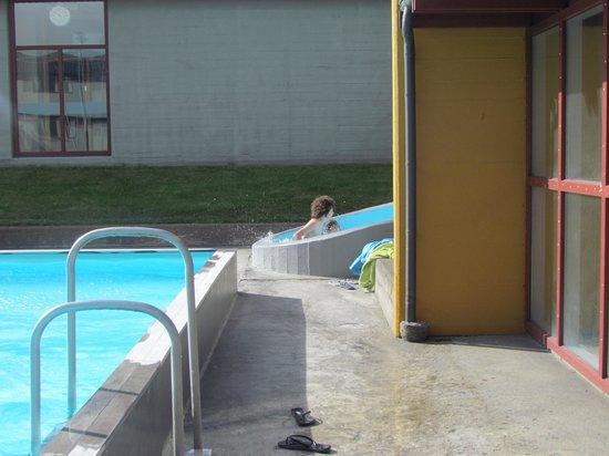 Hotel Edda Storutjarnir: Piscina e Vasca Termale