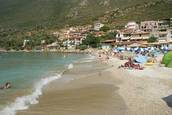 Xenia Apartments: Vassiliki Beach