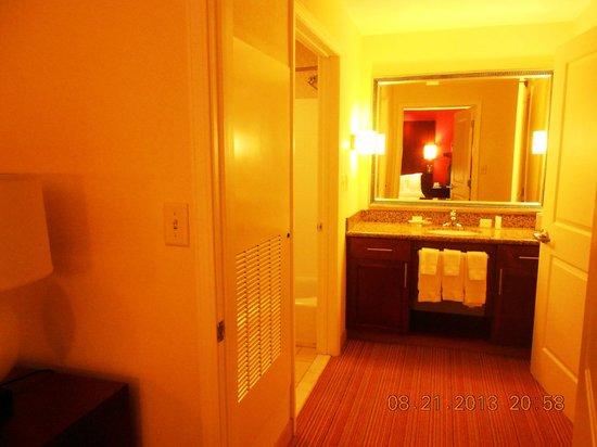 Residence Inn Chattanooga near Hamilton Place : Bathroom