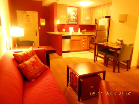 Residence Inn Chattanooga Near Hamilton Place: Kirchen