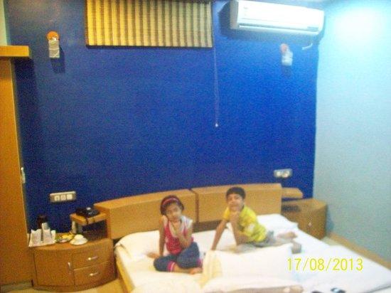 Hotel Ambrosia: Nice room on the 1st floor