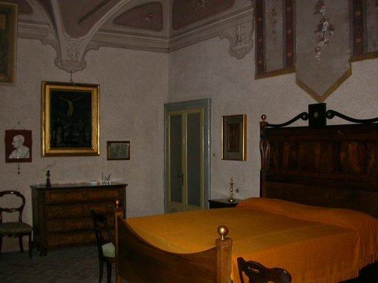 Casa Natale di Papa Paolo VI: camera casa Paolo VI
