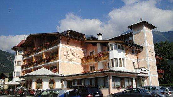 Hotel Cristina: lato sud